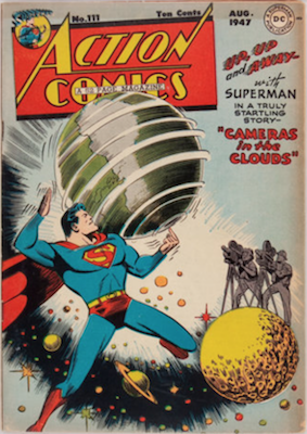Action Comics 111. Click for current values.
