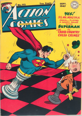 Action Comics 112. Click for current values.