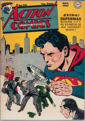 Action Comics 114. Click for current values.