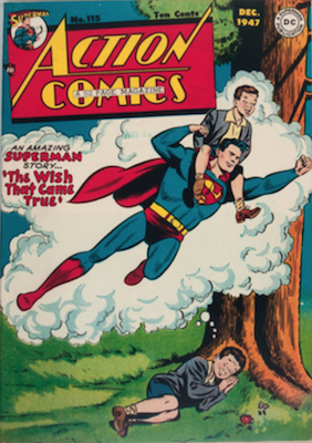 Action Comics 115. Click for current values.