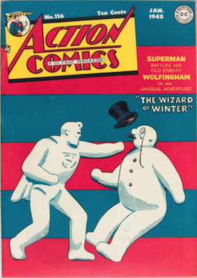 Action Comics 116. Click for current values.