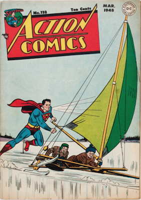 Action Comics 118. Click for current values.