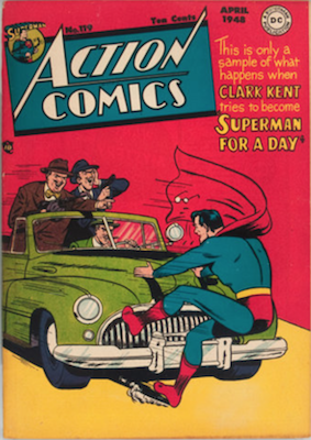 Action Comics 119. Click for current values.