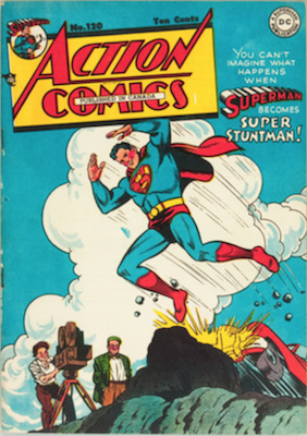Action Comics 120. Click for current values.