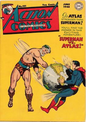 Action Comics 121. Click for current values.