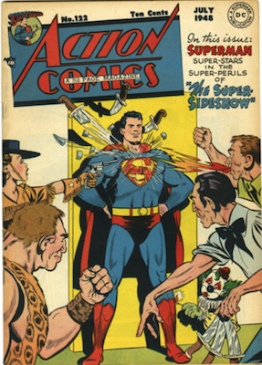 Action Comics 122. Click for current values.