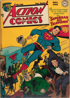 Action Comics 126. Click for current values.