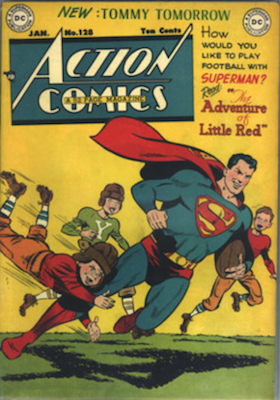 Action Comics 128. Click for current values.