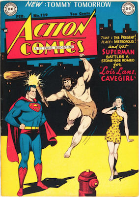Action Comics 129. Click for current values.