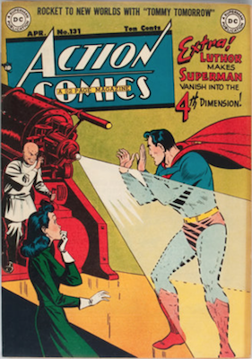 Action Comics 131. Click for current values.