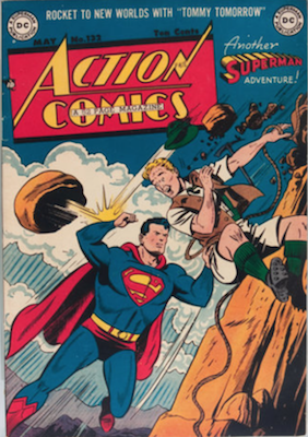 Action Comics 132. Click for current values.