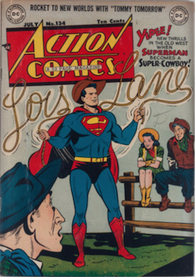 Action Comics 134. Click for current values.