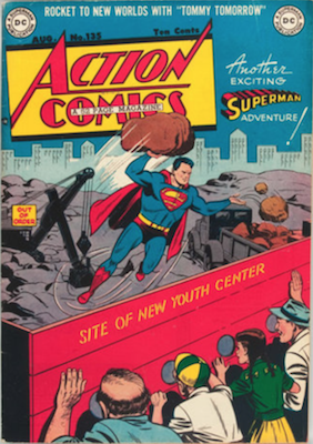 Action Comics 135. Click for current values.