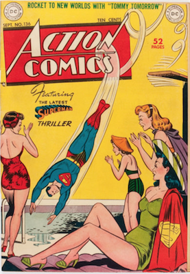 Action Comics 136. Click for current values.