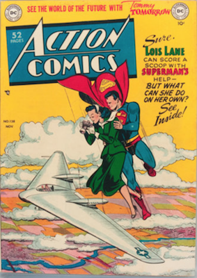 Action Comics 138. Click for current values.