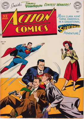 Action Comics 139. Click for current values.