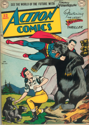 Action Comics 140. Click for current values.