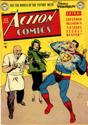Action Comics 141. Click for current values.