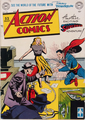 Action Comics 142. Click for current values.