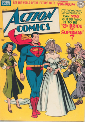 Action Comics 143. Click for current values.