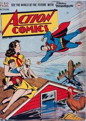 Action Comics 144. Click for current values.