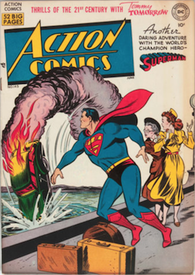 Action Comics 145. Click for current values.