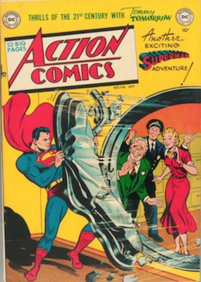 Action Comics 146. Click for current values.