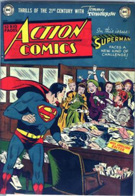 Action Comics 147. Click for current values.
