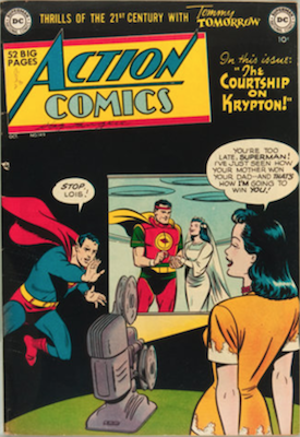 Action Comics 149. Click for current values.