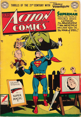 Action Comics 151. Click for current values.