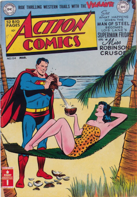 Action Comics 154. Click for current values.