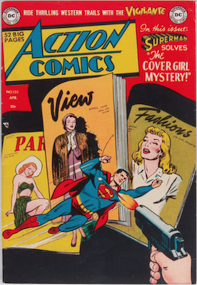 Action Comics 155. Click for current values.