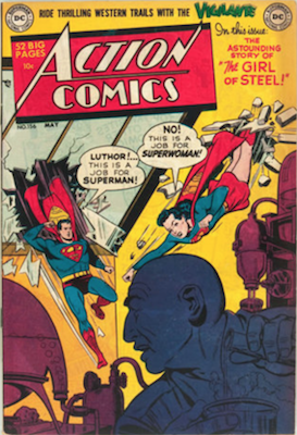 Action Comics 156. Click for current values.