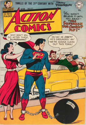 Action Comics 157. Click for current values.