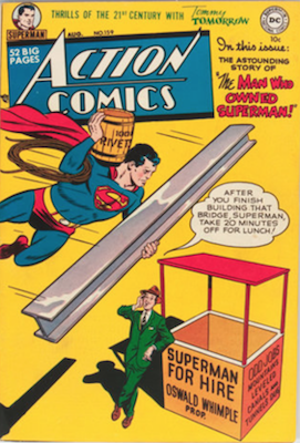 Action Comics 159. Click for current values.