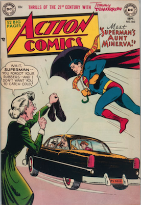 Action Comics 160. Click for current values.