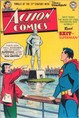 Action Comics 161. Click for current values.