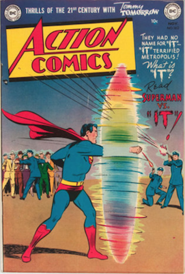Action Comics 162. Click for current values.