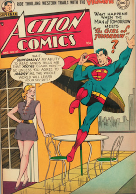 Action Comics 163. Click for current values.