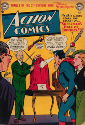 Action Comics 164. Click for current values.