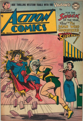 Action Comics 165. Click for current values.