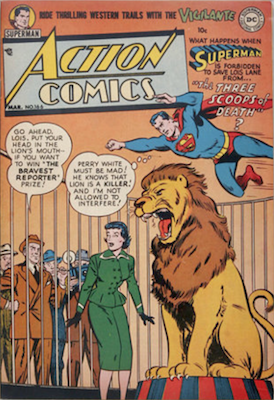 Action Comics 166. Click for current values.