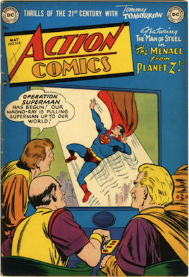 Action Comics 168. Click for current values.