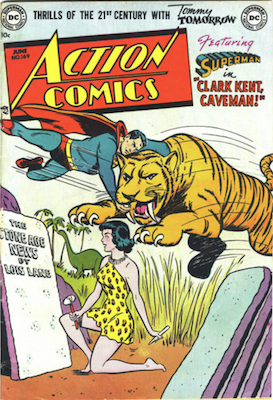 Action Comics 169. Click for current values.