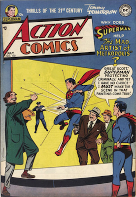 Action Comics 170. Click for current values.