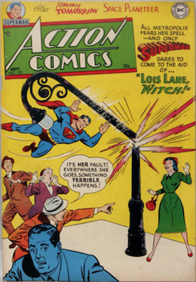 Action Comics 172. Click for current values.