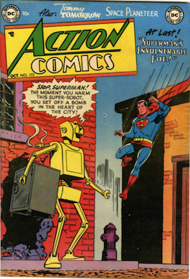 Action Comics 173. Click for current values.