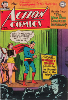 Action Comics 174. Click for current values.