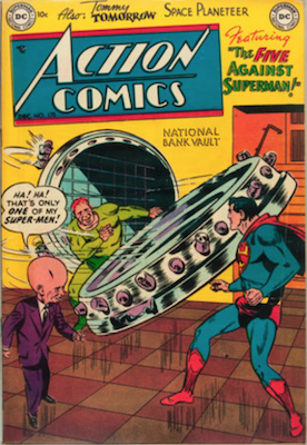 Action Comics 175. Click for current values.