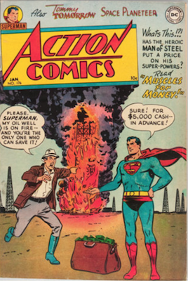 Action Comics 176. Click for current values.